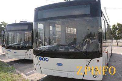 В Запорожье начнет работу троллейбус на Хортицу