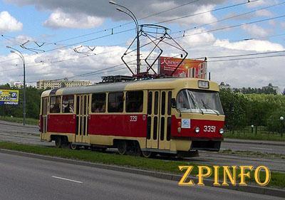 В Запорожье не будет ходить трамвай №12
