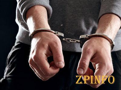 В Запорожье ночью задержали вооруженных мужчин