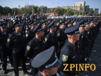 В Запорожье новая полиция начнет патрулировать улицы уже со следующей недели