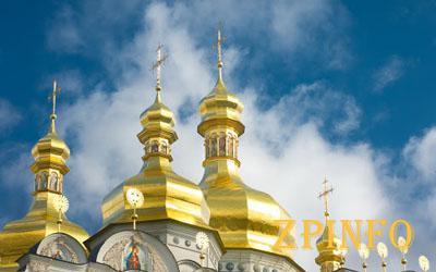 В Запорожье обокрали церковь