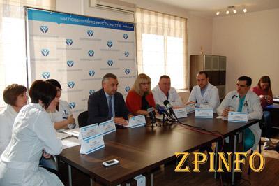 В Запорожье обсудили проблемы связанные с инсультом
