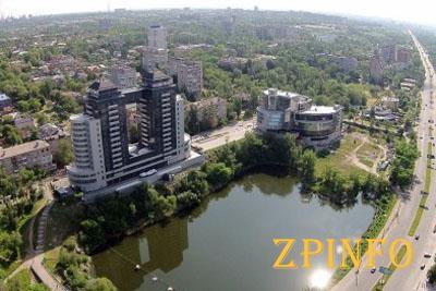 В Запорожье обустроят новый ландшафтный парк