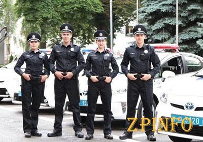 В Запорожье объявлен набор в патрульную полицию