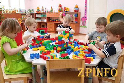 В Запорожье около 2 тыс. детей не смогли устроить в детсады