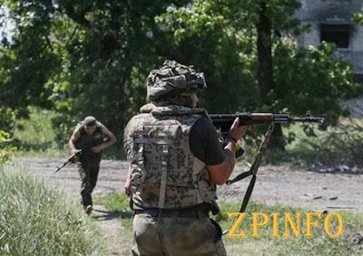 В Запорожье 500 военнообязанных из стрелкового батальона проходят подготовку