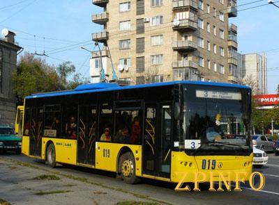 В Запорожье опять хотят пусть троллейбус по улице Победы