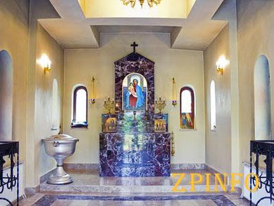 В Запорожье освятят армянскую церковь