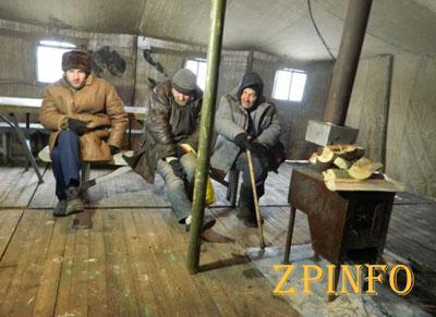 В Запорожье открыли пункты обогрева для бездомных