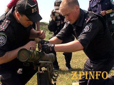 В Запорожье отметили День взрывотехника
