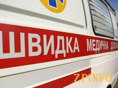 В Запорожье пенсионера сбила машина