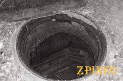 В Запорожье пенсионерка упала в открытый люк