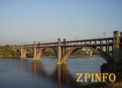 В Запорожье перекроют второй мост Преображенского