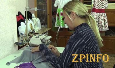 В Запорожье переселенцы открывают свой бизнес