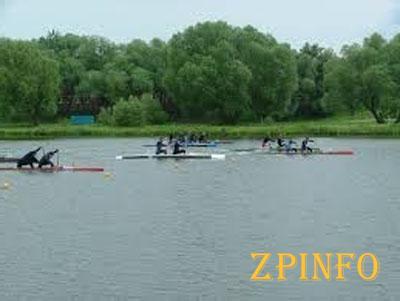В Запорожье планируют создать парк водного спорта
