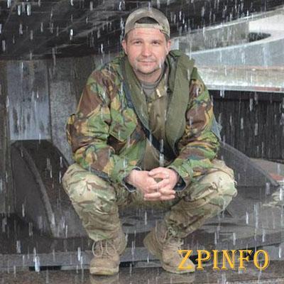 """В Запорожье похоронят бойца """"Правого сектора"""", погибшего на Донбассе"""