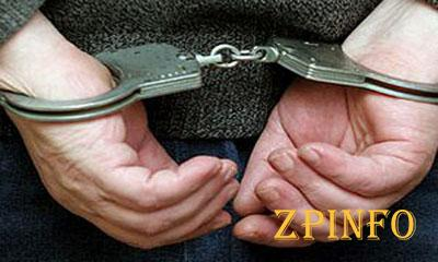 В Запорожье полицейские поймали разбойника