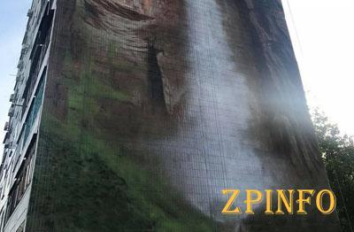 В Запорожье появится 33-метровый водопад