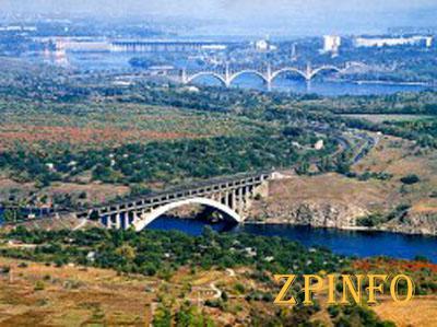 В Запорожье появится новый маршрут через остров Хортица
