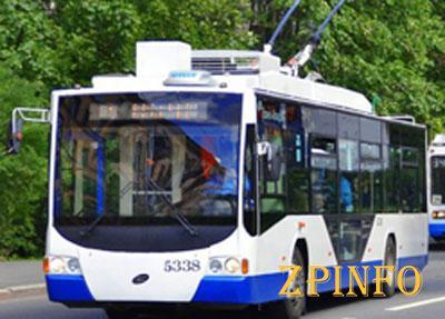 В Запорожье появится новый транспорт