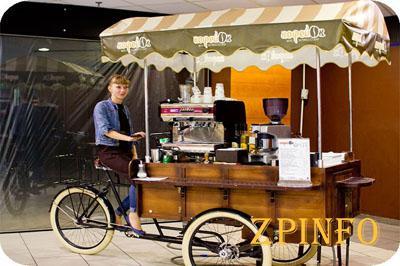 В Запорожье появятся оригинальные кофейни на колесах