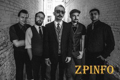 В Запорожье приедет джаз-панк группа «The Hypnotunez»
