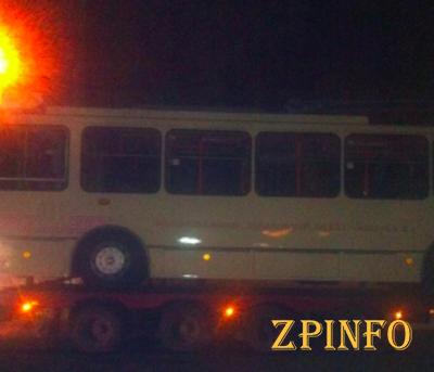 В Запорожье приехали троллейбусы из Европы
