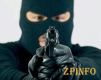 В Запорожье продавец отдала грабителю 16 тысяч гривен
