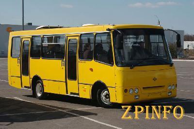 В Запорожье продлили популярный автобусный маршрут