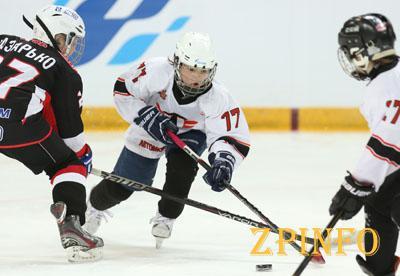 В Запорожье профинансировали создание хоккейной команды