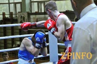 В Запорожье проходит Кубок Украины по боксу
