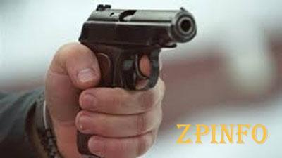 В Запорожье в Коммунаровском районе произошла стрельба