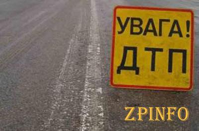В Запорожье произошло ДТП на проспекте Ленина