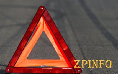 В Запорожье произошло ДТП с маршруткой