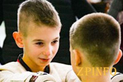 В Запорожье прошел детский турнир по тхэквондо