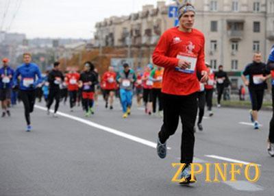 В Запорожье пройдет марафон