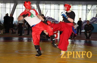 В Запорожье пройдет турнир по рукопашному бою