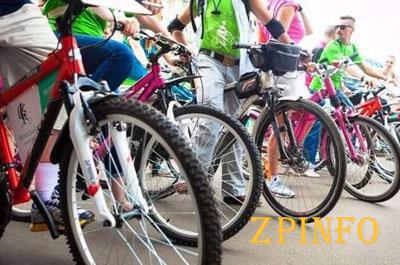 В Запорожье пройдет велопробег «Критическая масса»
