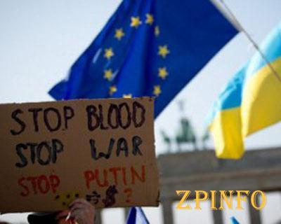 В Запорожье пройдет всемирная акция «Стоп Путин»