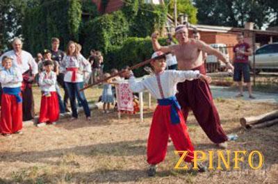 В Запорожье пройдут два фестиваля и парусная регата