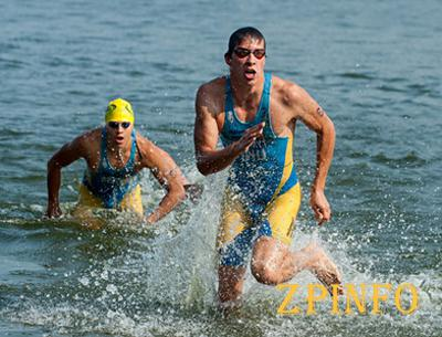 В Запорожье пройдут международные соревнования по триатлону