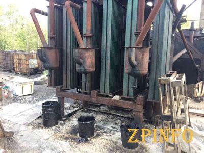 В Запорожье работал подпольный мини-завод
