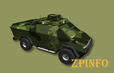 В Запорожье разработали беспилотный автомобиль Lanos
