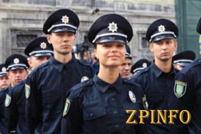 В Запорожье с субботы начнется набор в патрульную полицию