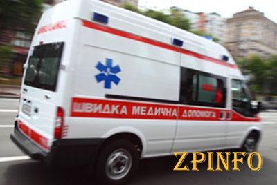 В Запорожье сбили 3-летнего малыша