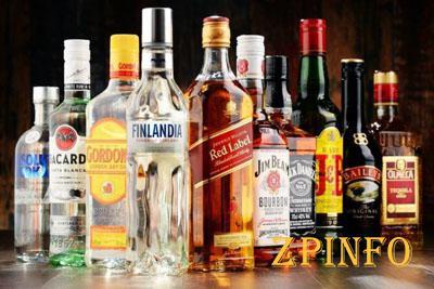В Запорожье штрафуют за алкоголь