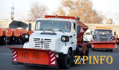 В Запорожье снегоуборочную технику подготовят до 1 октября