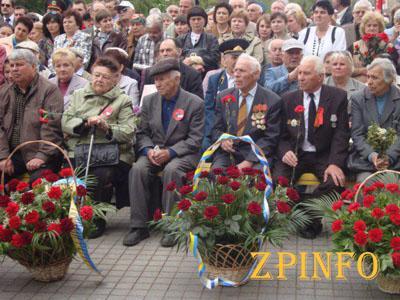 В Запорожье снова решили на День Победы парад не проводить