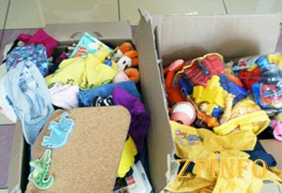 В Запорожье собирают одежду и игрушки для сирот из Луганской области