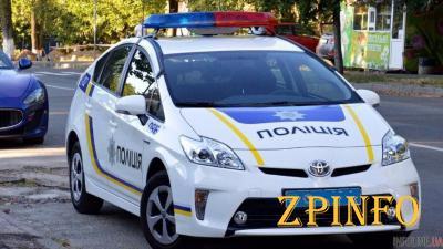 В Запорожье сократилось количество патрульных на улицах